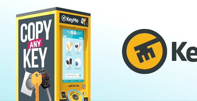 KeyME: The Convenient Way to Copy Keys!